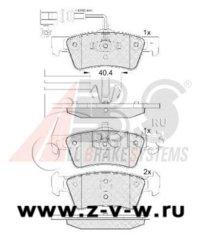 Тормозные колодки фольксваген транспортер т5 щиток приборов транспортер т3
